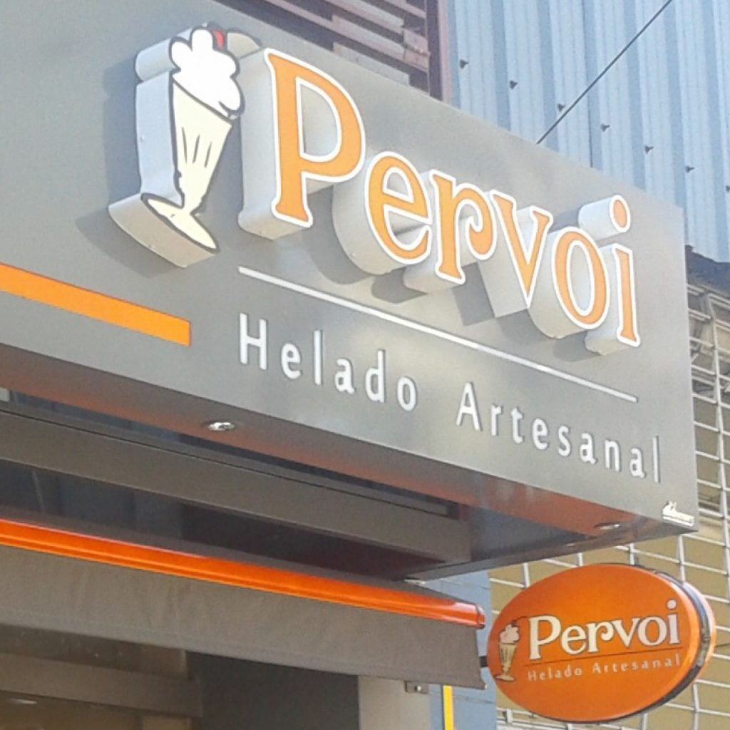 HELADERIA PERVOI - 2012